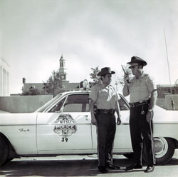 NTSU / UNT Police Department History | Police Department